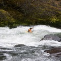 Working through a Class III rapid on the Clackamas.- 30 Must-Do Adventures in Oregon