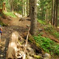 Hiking to Goat Lake.- 12 Epic Hikes for You and Your Dog in the Pacific Northwest