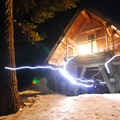 Tilly Jane A-Frame, Mount Hood, Oregon.- 45  Cozy Cabins and Lodges for your Winter Getaway