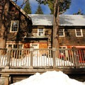 Breitenbush Lodge, built in the early 1930s by Merle Bruckman.- Portland's Nearest Hot Springs