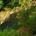 East Fork Lewis River at Moulton Falls Park.- Washington's 50 Best Swimming Holes