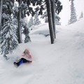 Sledding can also get fairly extreme.- 12 Months of Adventure: January - Snowventures