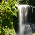 Middle North Falls, Silver Falls State Park.- Western State Parks That Will Blow Your Mind