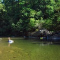 Swimming hole at Washougal River Road, mile marker 3.- 10 Quick Trips Near Portland to Cool Down on a Hot Day