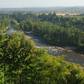 View of McIver Park looking northeast from McIver Memorial Viewpoint.- State Parks You Can't Miss