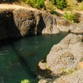 The Narrows, Clackamas River.- 10 Quick Trips Near Portland to Cool Down on a Hot Day