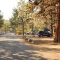 Yurts at Tumalo State Park Campground.- Let's Go Camping