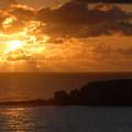 Sunset beyond Otter Rock.- Oregon's 16 Best Beaches