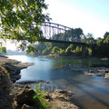 View of the Clackamas River looking west from High Rocks.- 31 Best Beaches + Swimming Holes in-and-around Portland, Oregon