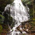 Ramona Falls.- 35 Must-See Waterfalls This Spring