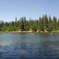 Walton Lake from the eastern shore.- Oregon's 60 Best Lakes for Summer
