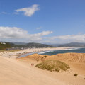 Looking south from the Cape Kiwanda headland.- The Oregon Coast's Best Places for Whale Watching