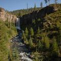 Tumalo Falls.- 35 Must-See Waterfalls This Spring