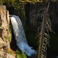Tumalo Falls from the upper viewpoint.- 30 Best Hikes Near Bend, Oregon