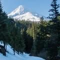 Cloud Cap Road.- Best Winter Adventure Destinations