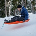 Trillium Lake sledding.- Best Winter Adventure Destinations