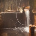A tub at Bagby Hot Springs.- Portland's Nearest Hot Springs