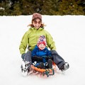 Sledding is a great way to get out with the family.- 12 Months of Adventure: January - Snowventures