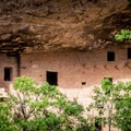 Spruce Tree House.- Native American Petroglyphs, Pictographs, and Artifacts