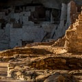 The twilight or photography tours offer visitors great light on the ruins at Cliff Palace.- Native American Petroglyphs, Pictographs, and Artifacts
