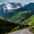 View from the Skyway south of Lizard Head Pass.- 10 Reasons to Visit the San Juan Mountains