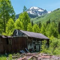 Ironton had about 1,000 residents at one time. - 5 Incredible Hikes in Colorado's San Juan Mountains