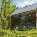 A few of the buildings at Ironton are pretty well preserved.- 5 Incredible Hikes in Colorado's San Juan Mountains