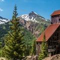 Yankee Girl Mine.- 50 Amazing Colorado Adventures