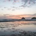 Three Arch Rocks from Oceanside Beach.- Oceanside + Three Arch Rocks National Wildlife Refuge