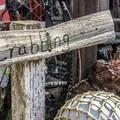 Crabbing is popular in Alsea Bay.- Alsea Bay Marina + Robinson Park