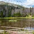 Buffalo Mountain and Lily Pad Lake.- Dillon Reservoir's Best Hikes, Rides + Camping