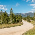 Prospector Campground entrance.- Dillon Reservoir's Best Hikes, Rides + Camping