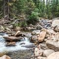 Copeland Falls.- Denver's Best Day Hikes
