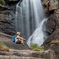 Ouzel Falls in Rocky Mountain National Park.- Wander Among Wilderness Areas