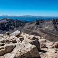 View from the peak, Mount Tweto (13,672 ft) and Mount Arkansas (13,795 ft).- Best Hikes in the Colorado Front Range