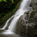 Moss Glen Falls in Granville, Vermont.- The Ultimate Fall Foliage Road Trip in Vermont