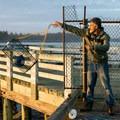 Dock crabbing in Winchester Bay.- Oregon Fall Adventures