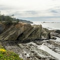 View south to Simpson Reef from Shore Acres Trail.- The Ultimate Coos Bay Itinerary