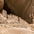 White House Ruin.- Canyon De Chelly National Monument