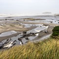 China Creek area looking north.- River Mouths, Shipping, and Trade along the Oregon Coast