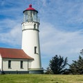 Cape Blanco Lighthouse.- A Guide to Exploring Oregon's Lighthouses