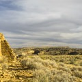 Pueblo Alto Trail, Chaco Canyon.- Exploring the Puebloan Ruins and Rock Art of Northern New Mexico