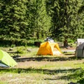 Tower Fall Campground.- A 3-Day Itinerary for Yellowstone National Park