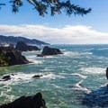 View from Deer Point along the Samuel H. Boardman Scenic Corridor.- Oregon's 16 Best Beaches