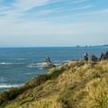 Magnificent views from the Cape Ferrelo Trail.- The Oregon Coast's Best Places for Whale Watching