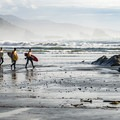 Hunters Cove is popular with surfers.- Best Hikes on the Southern Oregon Coast