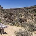 At last, the overlook on La Vista Verde Trail.- Six Must Do Hikes Around Santa Fe + Taos