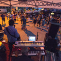 Late night dancers at the 2018 Outdoor Project Denver Block Party.- Outdoor Project's 2018 Block Party Festival Series Recap