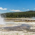 Biscuit Basin.- Guide to the Geysers + Hydrothermal Features of Yellowstone National Park