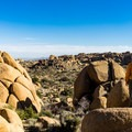 View from the Split Rock Loop Trail.- 11 Best Day Hikes in Joshua Tree National Park